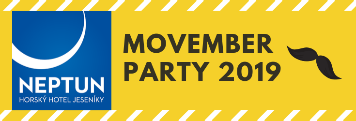 Movember party 2019